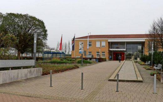 Krankenhaus, Klinik, Kreiskrankenhaus, Perleberg
