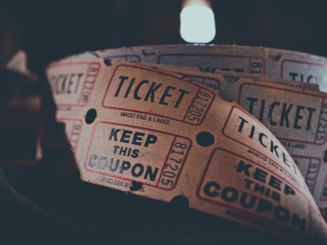 Ticket, Kino