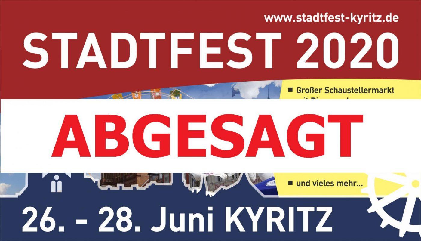 Stadtfest Wittenberge 2021