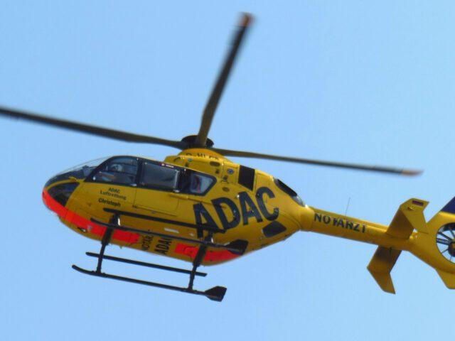 ADAC, Rettungsdienst, Hubschrauber