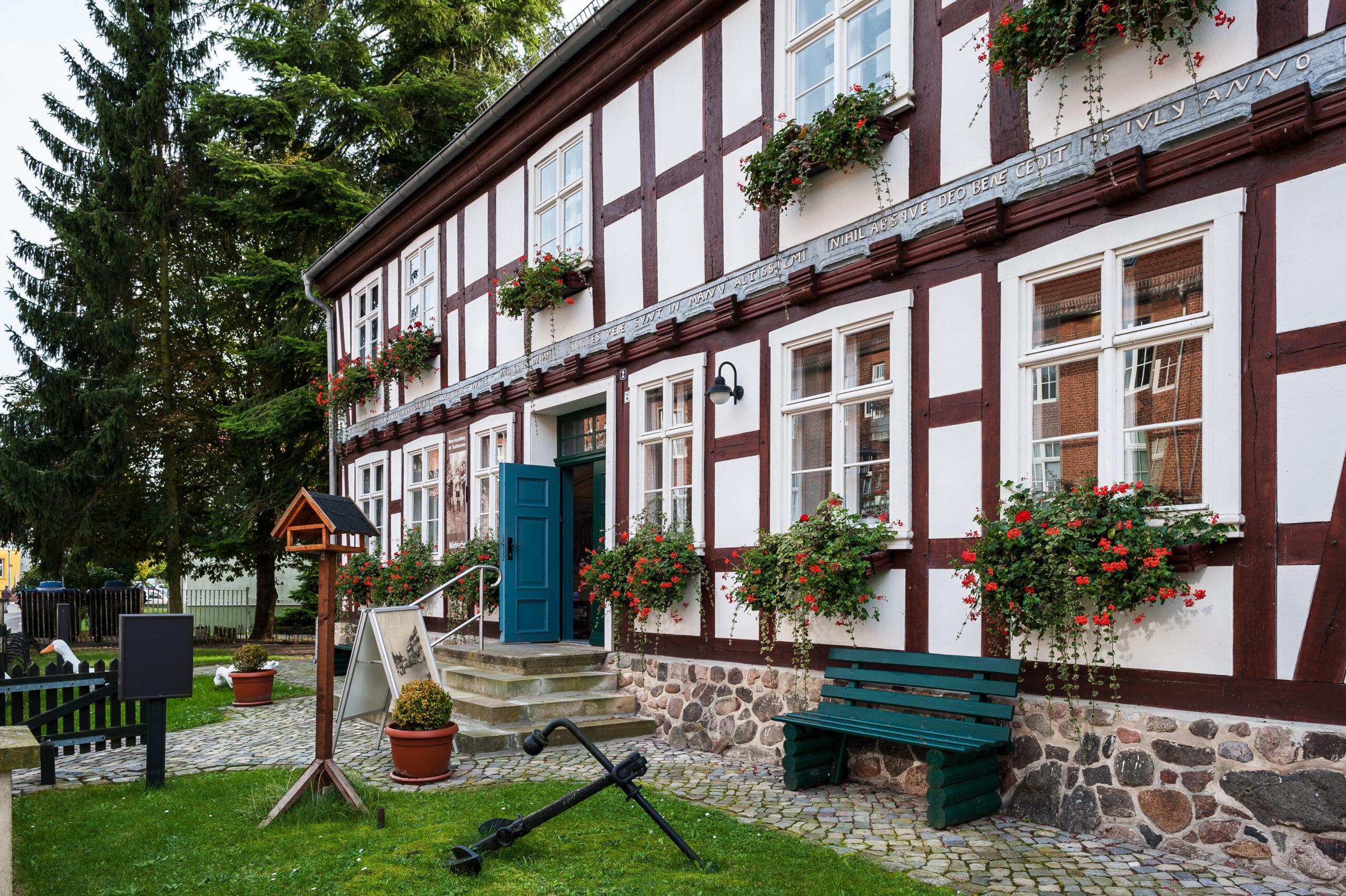 Touristinformation Wittenberge
