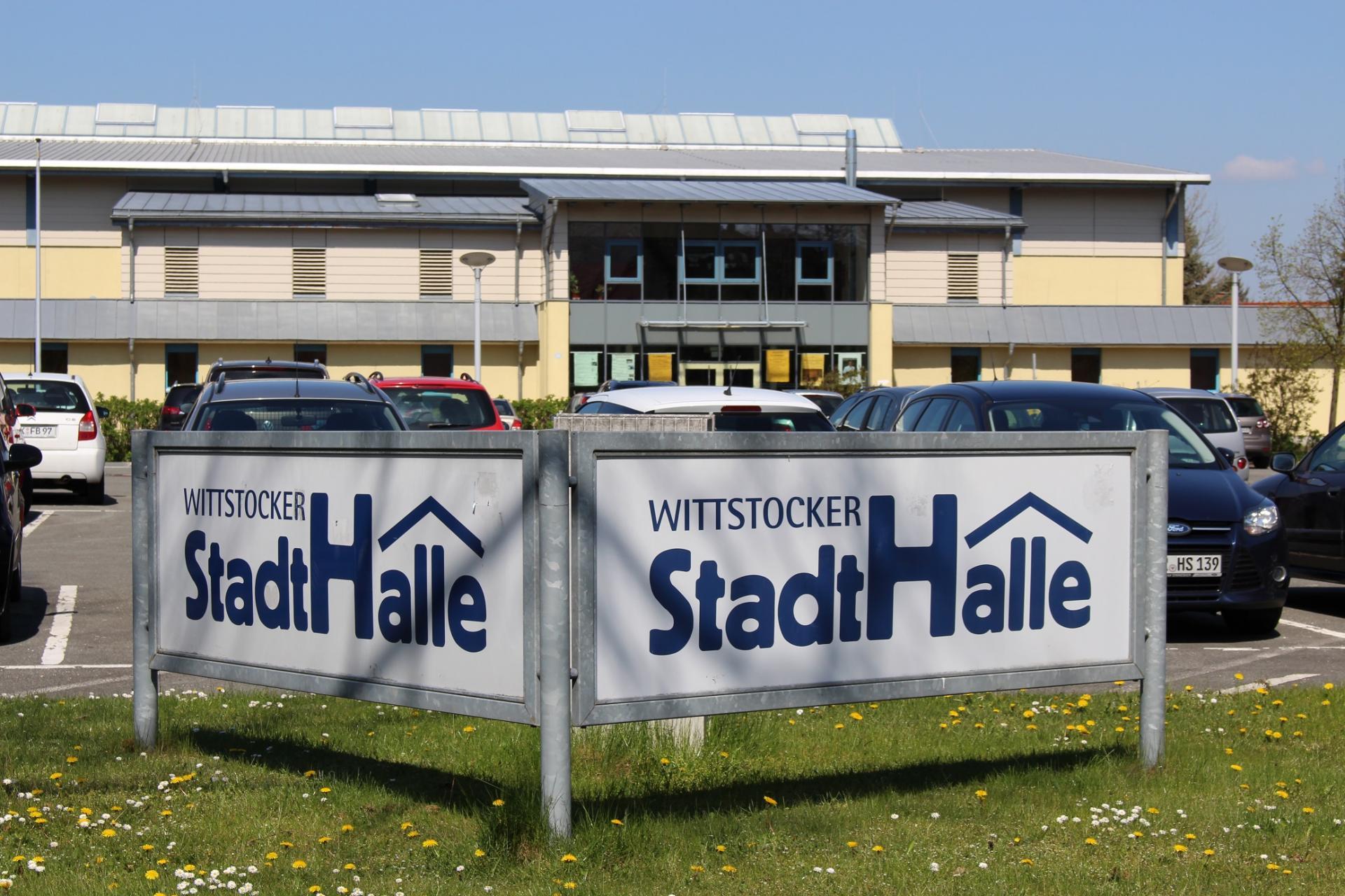 Stadthalle Wittstock